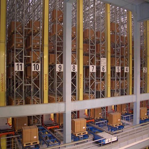 密集存储自动化系统