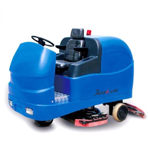 座驾式洗地机