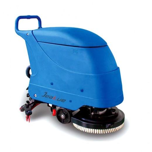 电动手推式洗地机
