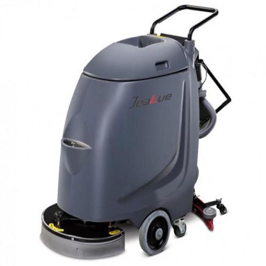 电线式自动洗地机