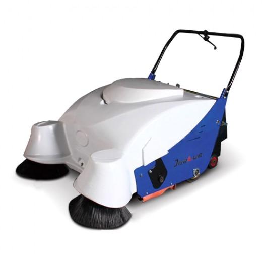 电动双刷扫地机