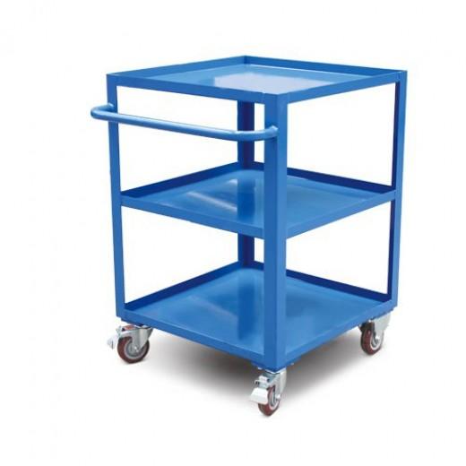 钢板工具车(3层)