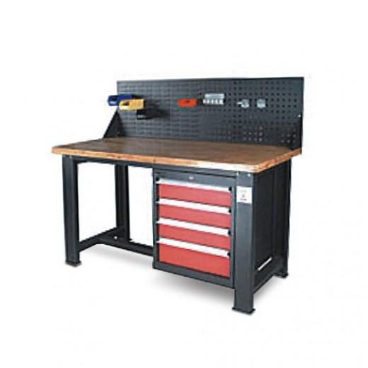 榉木桌面工作台