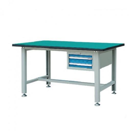 单吊柜轻型工作桌
