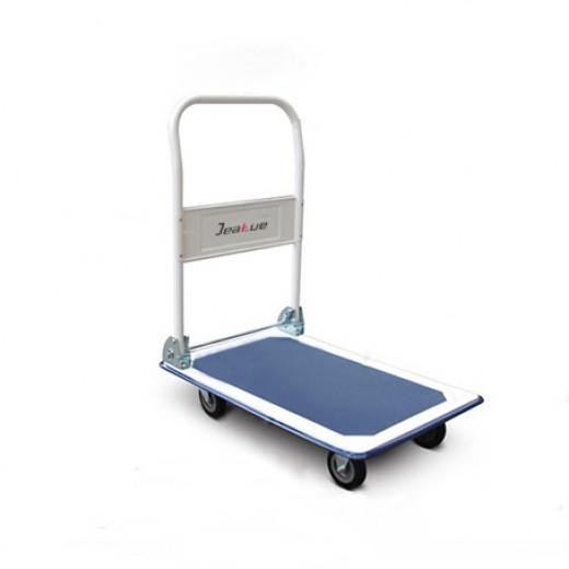 重型可折叠式铁制平板推车