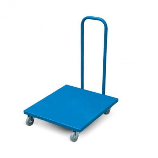 可折叠式铁制平板推车