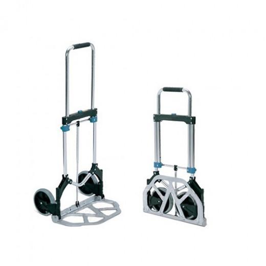 可折叠铝制行李推车