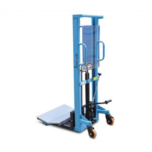 V型板液压工位车
