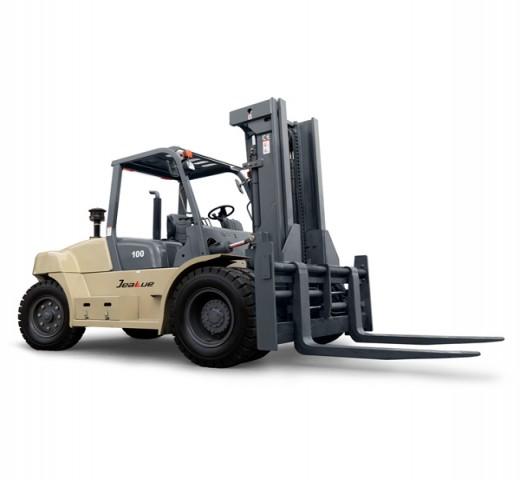 10-12T 内燃平衡重式叉车